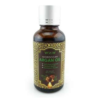 Morrocan Argon Oil