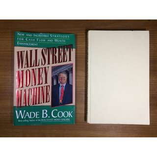 Wall Street Money Machine by Wade B. Cook (Hardcover)