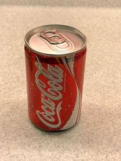 Coca-Cola 可口可樂 迷你版 150ML Coca-Cola