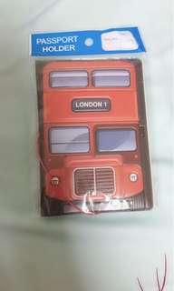 🚚 巴士造型護照夾