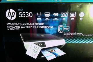 hp envy 5530 all in one printer