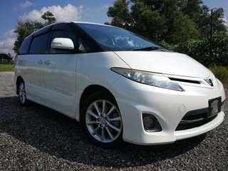 2011 Toyota Estima 2.4 Aeras Facelift (A) Full Spec