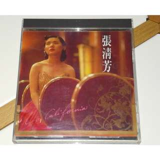 CD Stella Chang Zhang Qing Fang - La California 张清芳加州阳光 1991