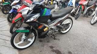 Motorbike 135 lc