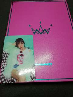 WTS Mamamoo Purple unsealed album