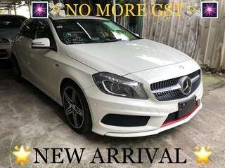 UNREGISTERED 2013 Mercedes A250 2.0 Turbo AMG (High Spec) Hatchback