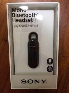 Sony MBH22 耳掛式藍牙耳機