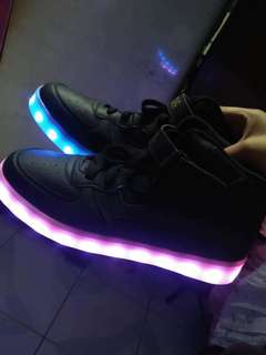 Original World Balance Led High Cut