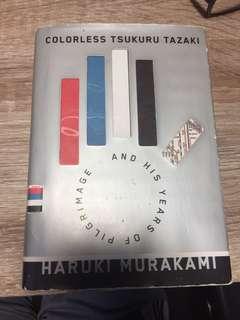 Haruki Murakami's Colorless Tsukuru Tazaki and His Years of Pilgrimage