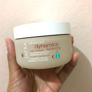 Night Cream Jafra Balancing