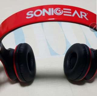 Sonygear headphone