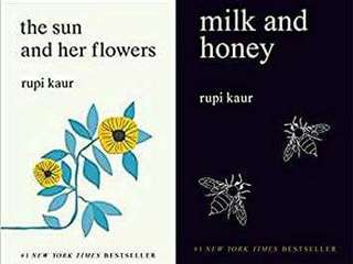 [EPUB/PDF] Rupi Kaur's Milk & Honey and The Sun and Her Flowers