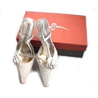 Rebecca Sanver Pointy Heels