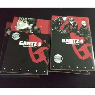 [PriceUpdate]Gantz Manga Dark Horse Print Volume 1-15