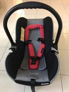 Authentic Sweet Cherry Car Seat / baby carrier