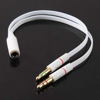 Audio Splitter (Y Cable) 2
