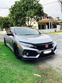 Civic FC Type R Front Bumper