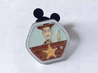 [交換優先] 迪士尼 胡迪 pin