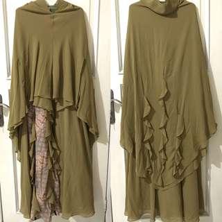 New with tag - Azmia set batik by Mustbe hijab