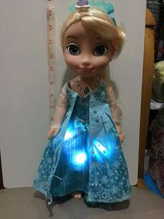 Disney Singing and Shimmer Elsa
