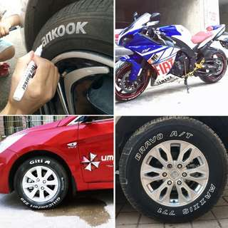 Tyre maker 2 in 1 cheapest correction wording