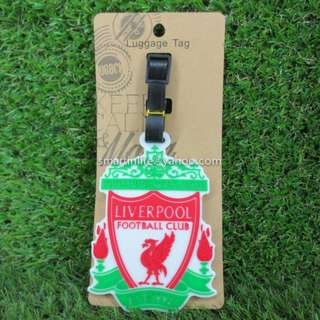Silicone Luggage Tag Travel Accessories - Liverpool