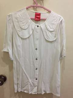 Bayo White Blouse
