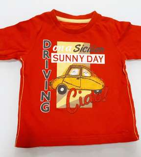 Mothercare Sunny Day Shirt
