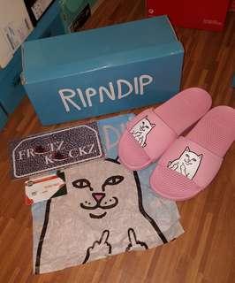 Rip N Dip Pink sz: 4 fits to 6us & 6us fits to 8us