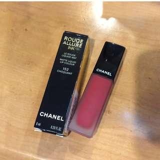 Chanel Rouge Allure Ink Matte Liquid Lip Color Shade 152 Choquant