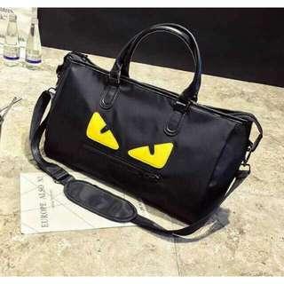 Fendi Monster Style Travel Bag