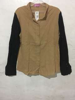 Brandnew long sleeves shirt