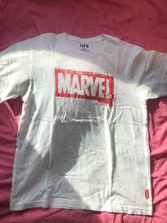 Marvel Merch Shirt