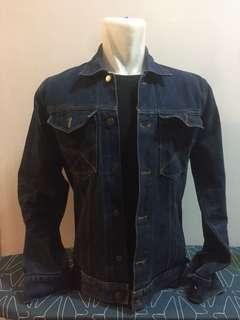 Jeket jeans