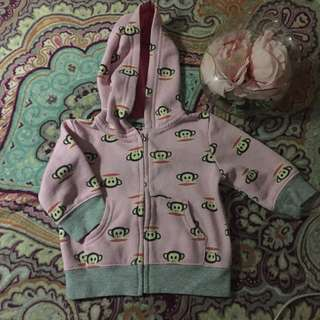 Small Paul Baby Sweater