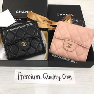Ready Stock Chanel Wallet