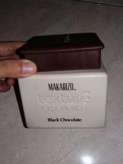 💜 Makarizo Texture Experience Hair Mask - Black Chocolate