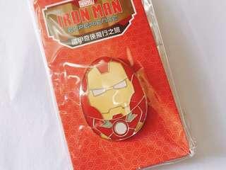 [交換優先] 迪士尼 Ironman pin