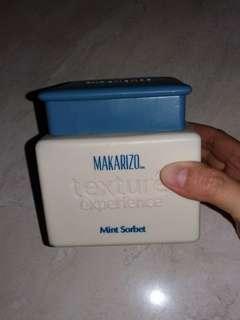 💜 Makarizo Texture Experience Hair Mask - Mint Sorbet
