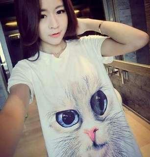 3D Cat Dress