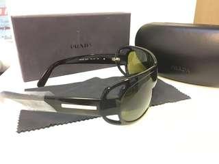 PRADA Sunglasses SPR03F 琥珀色框 Made in Italy