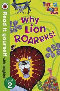 Why Lion Roars - Read it yourself with Ladybird: Level 2