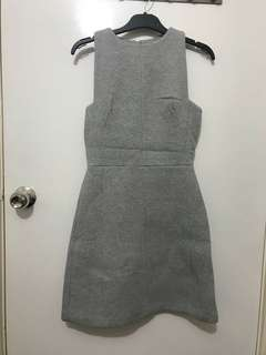 Kookai grey dress