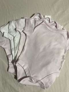 5 pcs Mother Care Onsies