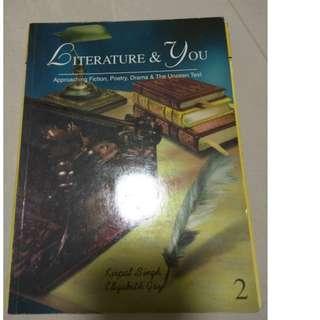 Literature & you