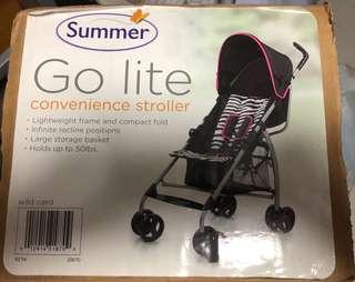 Summer Go Lite Convenience Stroller