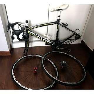 Lee Cougan Esprit Road Bike
