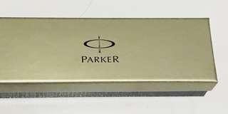 Brand new black in Parker pen