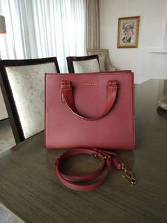 Charles and Keith Handbag