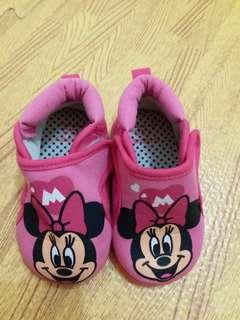 Disney Baby Shoes 唧唧鞋